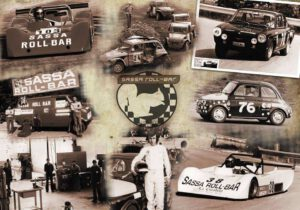 Sassa roll-bar historic photo