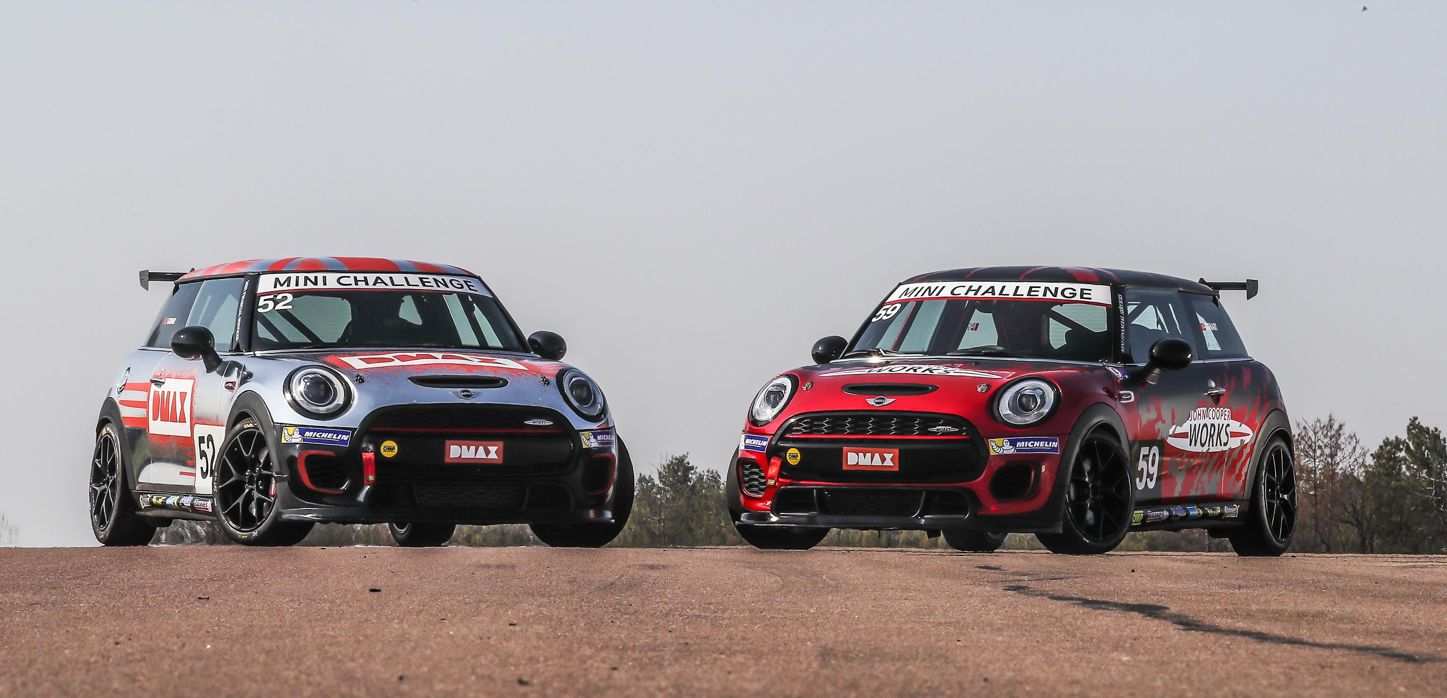 Mini Challenge 2018 -Sassa Roll-bar
